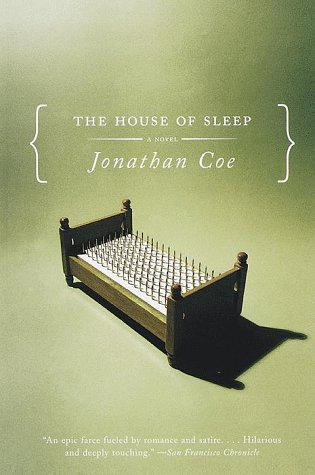 House of Sleep  N/A 9780375700880 Front Cover