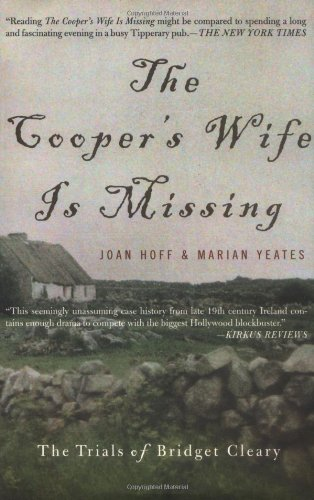 Cooper's Wife Is Missing The Trials of Bridget Cleary N/A edition cover