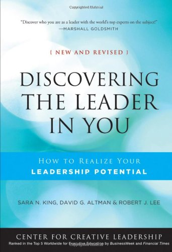 Discovering the Leader in You How to Realize Your Leadership Potential 2nd 2011 (Revised) edition cover
