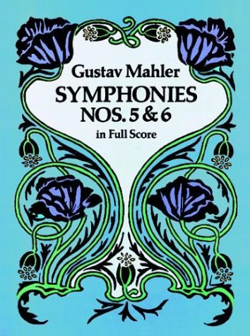 Symphonies Nos. 5 and 6 in Full Score  N/A edition cover