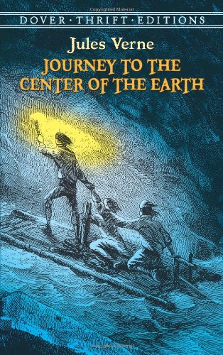 Journey to the Center of the Earth   2005 edition cover