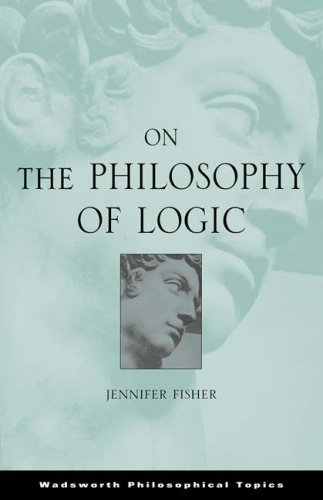 On the Philosophy of Logic   2008 edition cover