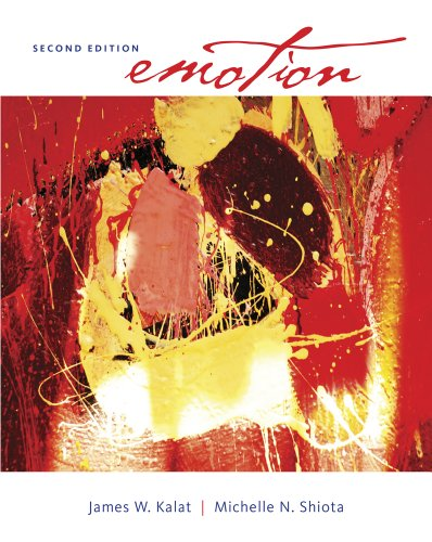 Emotion  2nd 2012 edition cover