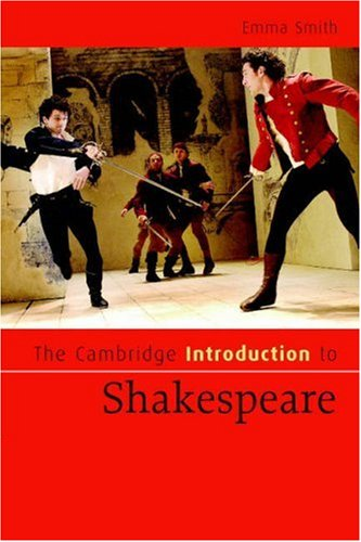 Cambridge Introduction to Shakespeare   2007 edition cover