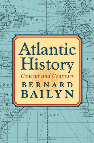 Atlantic History Concept and Contours  2005 edition cover