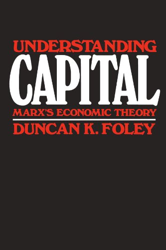 Understanding Capital Marx's Economic Theory  1986 edition cover