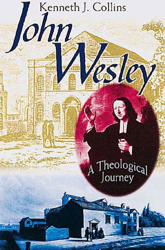 John Wesley A Theological Journey  2003 edition cover