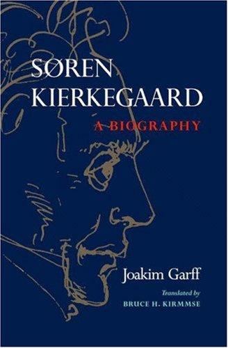 Soren Kierkegaard A Biography  2005 edition cover