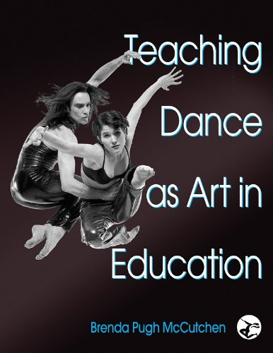 Teaching Dance as Art in Education   2006 edition cover