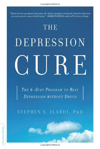 Depression Cure The 6-Step Program to Beat Depression Without Drugs N/A edition cover