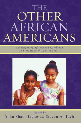 Other African Americans Contemporary African and Caribbean Immigrants in the United States  2007 edition cover