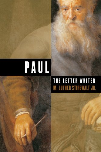 Paul, the Letter Writer   2003 edition cover