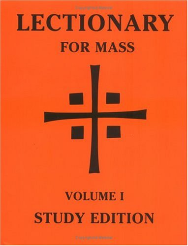 Lectionary for Mass (Sundays) Study Edition  1999 (Student Manual, Study Guide, etc.) edition cover
