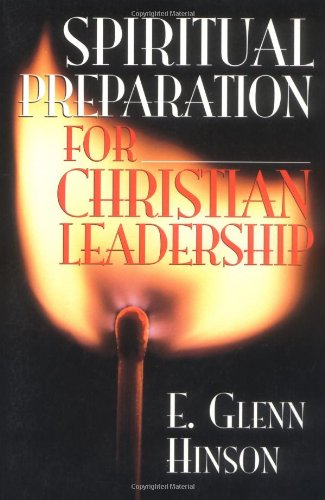 Spiritual Preparation for Christian Leadership N/A edition cover