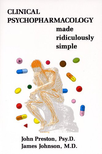 Clinical Psychopharmacology Made Ridiculously Simple 6th 2009 edition cover