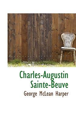 Charles-Augustin Sainte-Beuve  N/A 9781116801880 Front Cover
