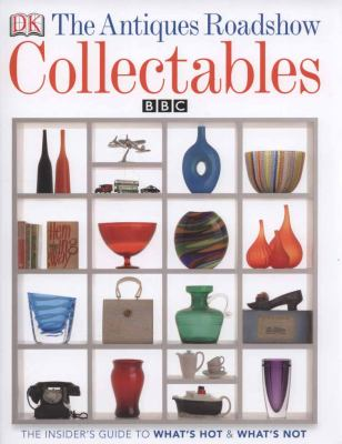 Antiques Roadshow Book of Collectables  2008 9781405332880 Front Cover