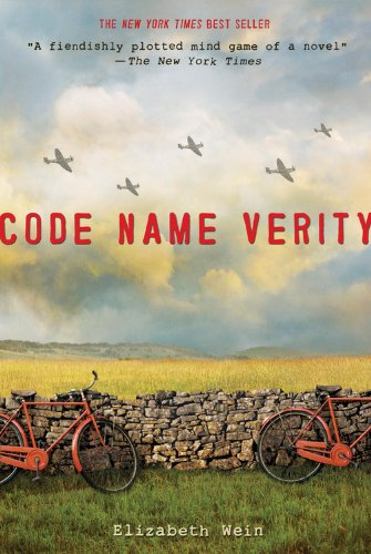 Code Name Verity  N/A 9781423152880 Front Cover
