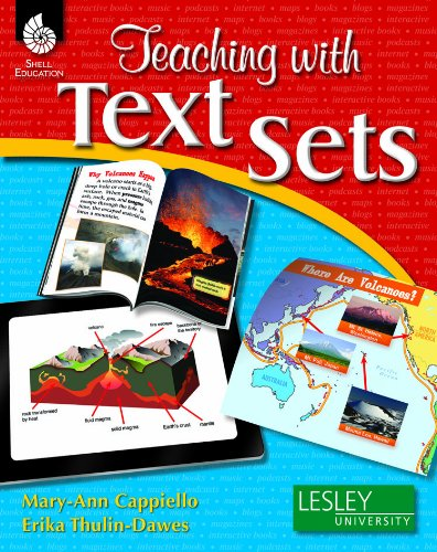 Teaching with Text Sets   2013 (Revised) edition cover