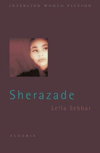 Sherazade   2014 edition cover