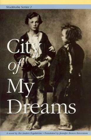 Stockholm City of My Dreams  2000 edition cover