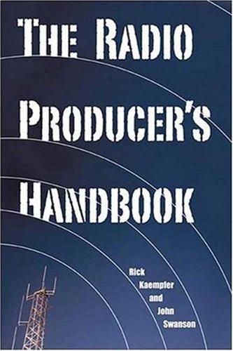 Radio Producer's Handbook   2004 edition cover
