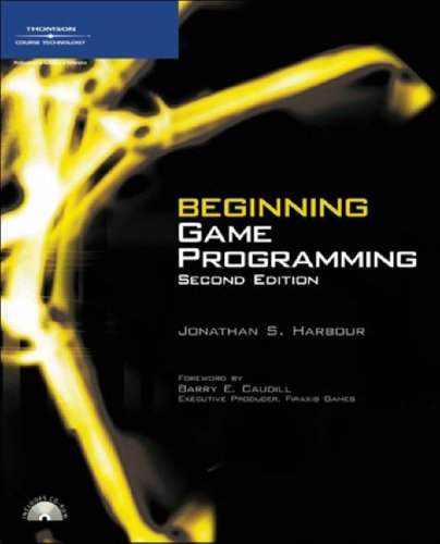Beginning Game Programming  2nd 2007 (Revised) 9781598632880 Front Cover