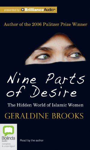 Nine Parts of Desire: The Hidden World of Islamic Women  2012 edition cover