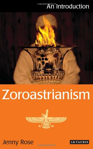 Zoroastrianism An Introduction  2010 edition cover