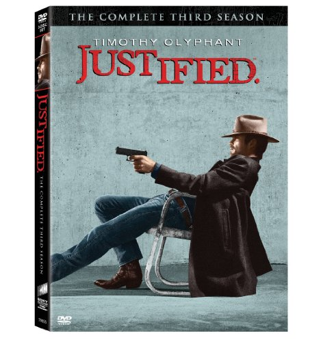 Justified: Season 3 System.Collections.Generic.List`1[System.String] artwork