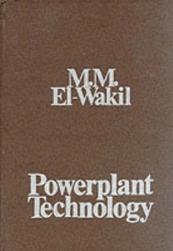 Powerplant Technology   1984 edition cover