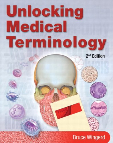 Unlocking Medical Terminology  2nd 2011 edition cover