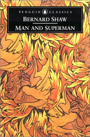 Man and Superman   2000 edition cover