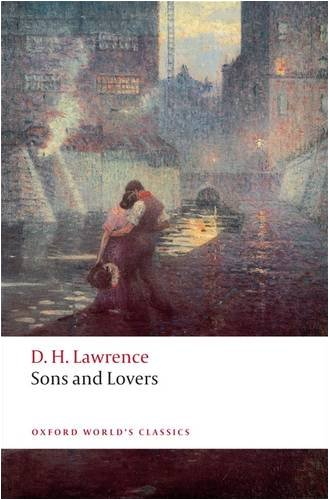 Sons and Lovers   2009 9780199538881 Front Cover