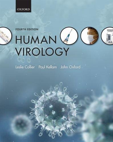 Human Virology  4th 2011 edition cover