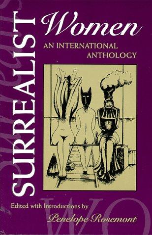 Surrealist Women An International Anthology  1998 edition cover