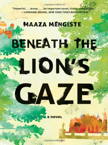Beneath the Lion's Gaze  N/A 9780393338881 Front Cover