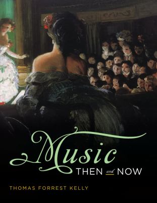 Music Then and Now   2013 edition cover