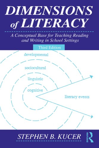 Dimensions of Literacy A Conceptual Base for Teaching Reading and Writing in School Settings 3rd 2009 (Revised) edition cover