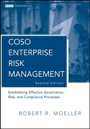 COSO Enterprise Risk Management Establishing Effective Governance, Risk, and Compliance Processes 2nd 2011 edition cover