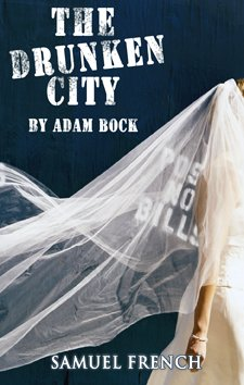 drunken City   2008 edition cover