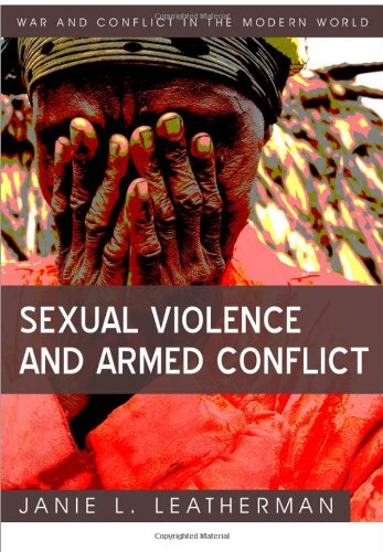 Sexual Violence and Armed Conflict   2011 edition cover