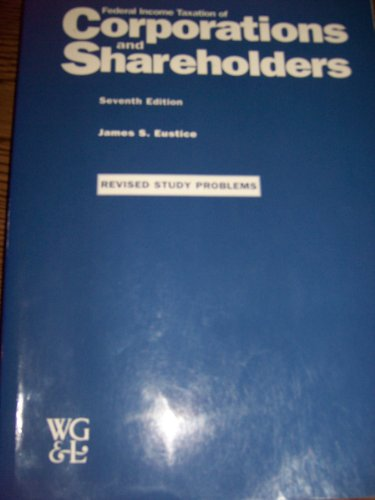 FED.INC.TAX.OF CORP.+..-STUDY 7th 2003 edition cover