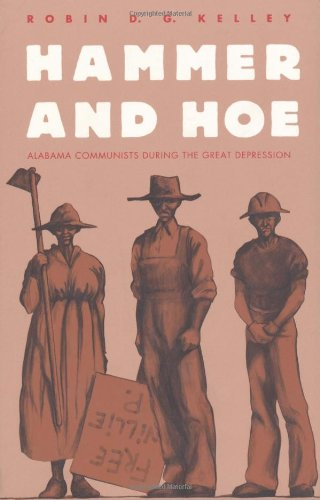 Hammer and Hoe Alabama Communists During the Great Depression  1990 edition cover