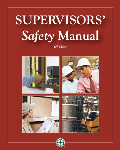 Supervisors' Safety Manual  10th 2009 edition cover