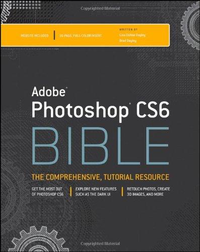 Adobe Photoshop CS6   2012 edition cover