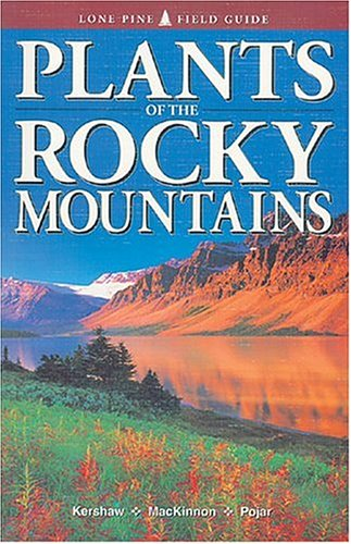 Plants of the Rocky Mountains  Revised  edition cover