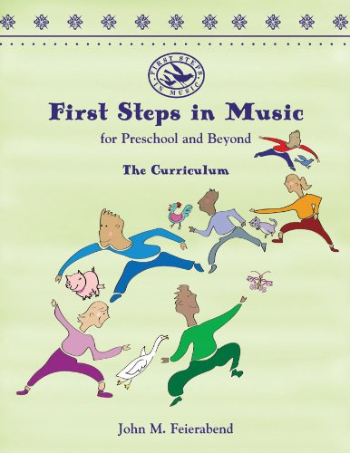 FIRST STEPS IN MUSIC FOR PRESC N/A edition cover