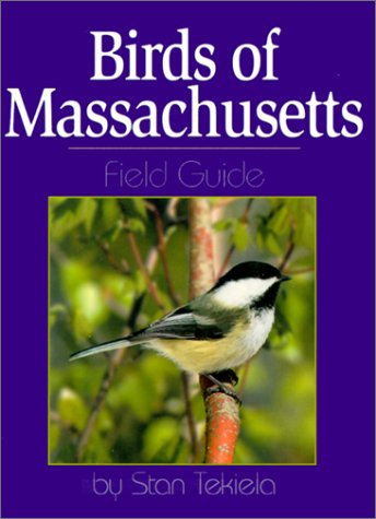 Birds of Massachusetts Field Guide   2000 edition cover