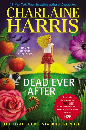 Dead Ever After   2013 9781937007881 Front Cover